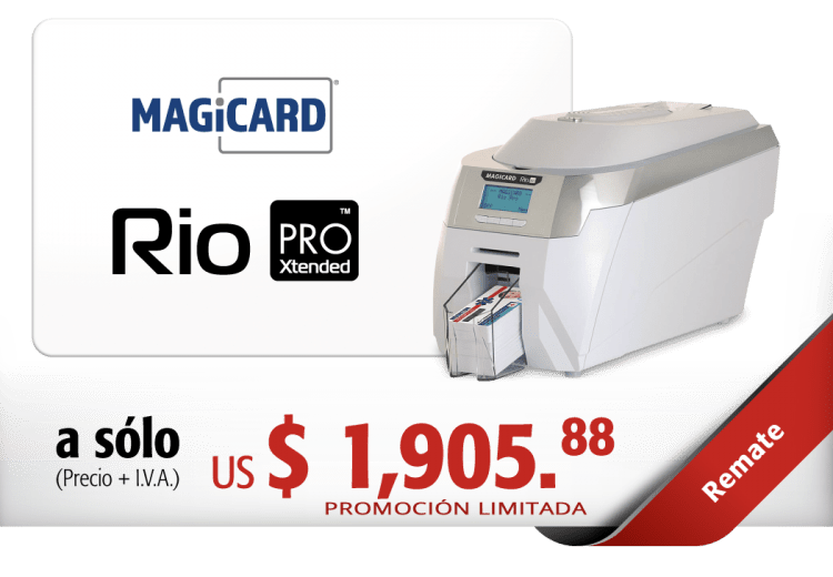 REMATE-MAGICARD-RIOPRO-XTENDED