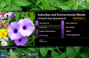 Suburban and Environmental Weeds of South-East Queensland
