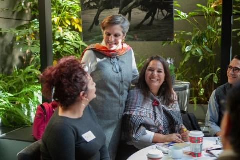 Coordinadores en el grupo de Inclusión y equidad