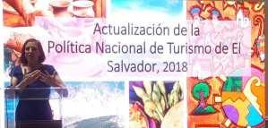 Consultoría turística Políticas nacional de turismo en El Salvador