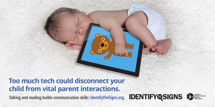 New ASHA Survey of U.S. Parents: Significant Percentages Report That Very Young Children Are Using Technology