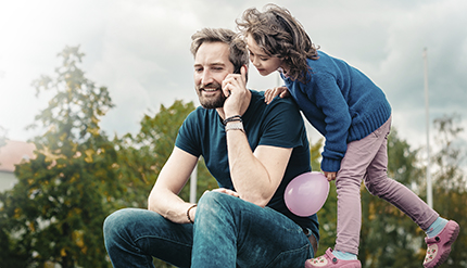 Parents of Young Children: Put Down Your Smartphones
