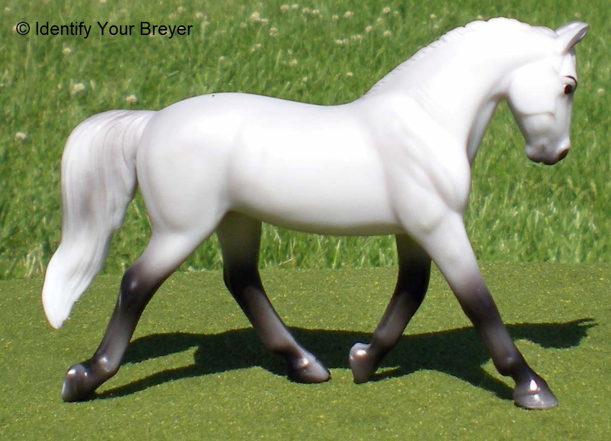 Identify Your Breyer Trotting Warmblood