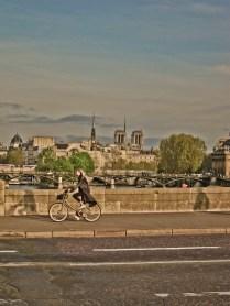 Paris, Seine, Notre Dame