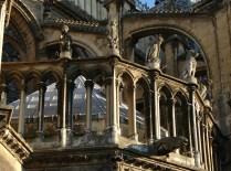 Chevet Cathédrale Reims
