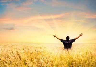Una nueva vida de abundancia y prosperidad