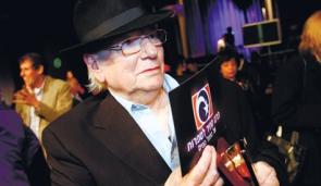 Israel :Prix Sapir 2010 pour l'écrivain Yoram Kaniuk