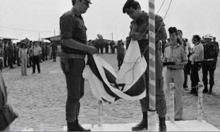 30 ans de l'évacuation du Péninsule de Sinaï