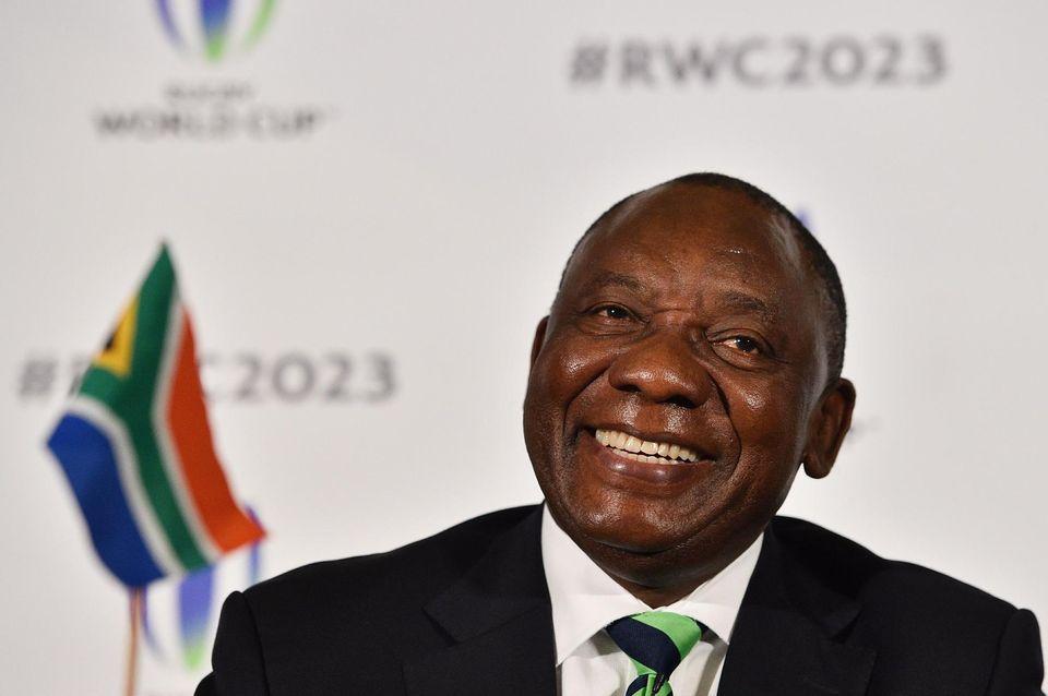 Le président Sud-Africain a salué l'industrie technologique israélienne