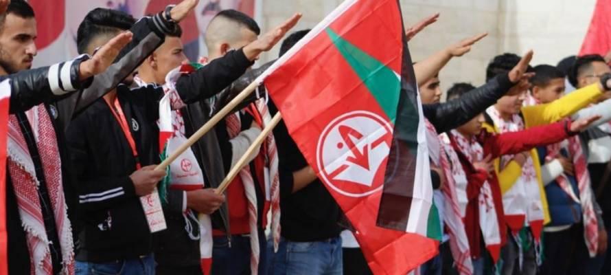 """""""Heil Hitler"""" : Des étudiants palestiniens rendent hommage aux nazis à l'occasion de l'anniversaire du groupe terroriste"""