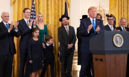 Des dirigeants israéliens et des groupes juifs louent les actions de Trump sur l'antisémitisme