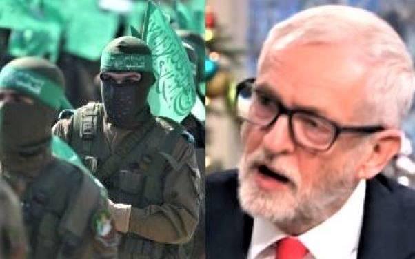Jeremy Corbyn – Le parti travailliste britannique lié au Hamas