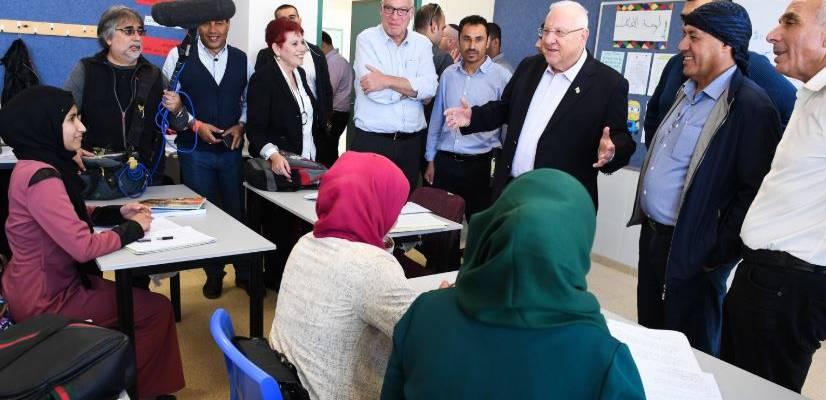 La coexistence judéo-musulmane en Israël
