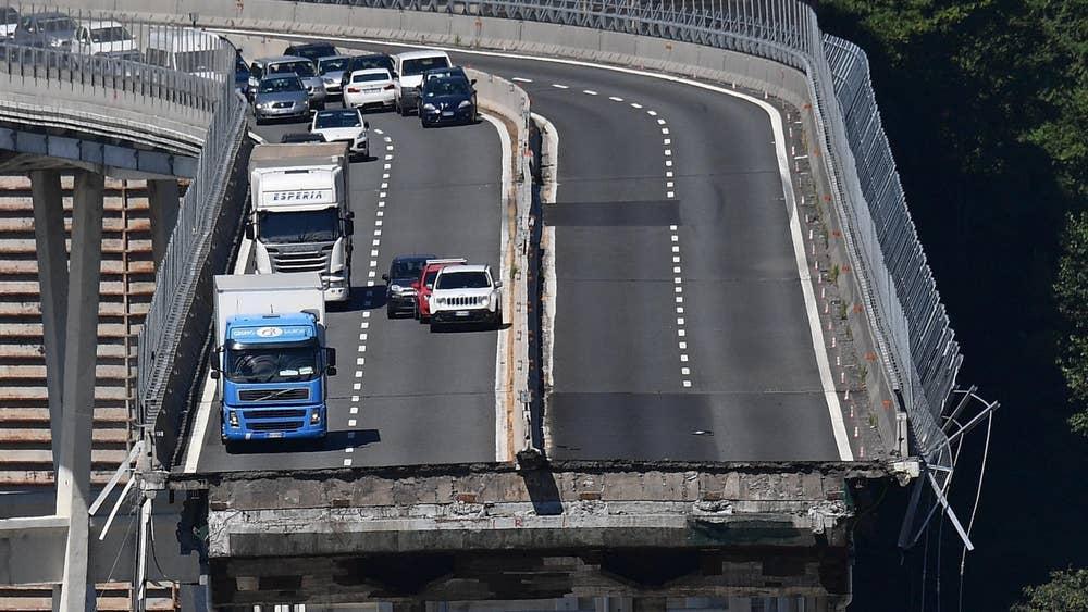 Une solution israélienne empêche les catastrophes de ponts et de tunnels