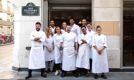 Un restaurant israélien à Paris classé dans le top 3 des meilleurs restaurants de la capitale française