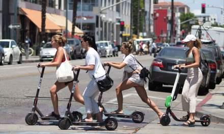 Tel Aviv, la première ville au monde qui adopte une législation sur les trottinettes