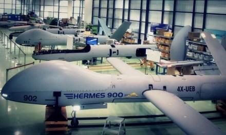 L'Armée Suisse utilise le nouveau drone israélien de nouvelle génération Hermes 900