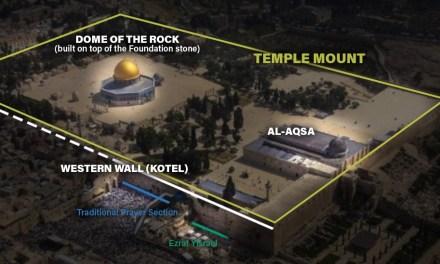 Archéologie : Une nouvelle découverte en lien avec le Second Temple dans la Cité de David de Jérusalem