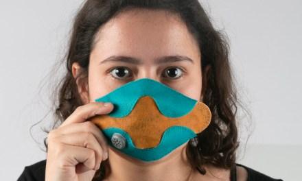 Une jeune élève israélienne a créé un masque antiviral, juste avant l'apparition du coronavirus