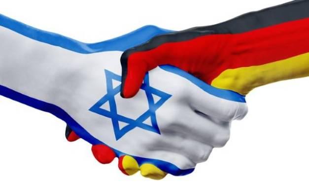 L'ALLEMAGNE solidaire avec L'ETAT JUIF « Israël a le droit d'exister et ce n'est pas négociable » DIT berlin