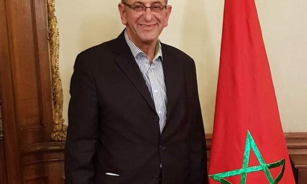 interview avec Simon Skira, optimiste pour un axe de coopération stratégique Rabat-Washington–Tel-aviv !
