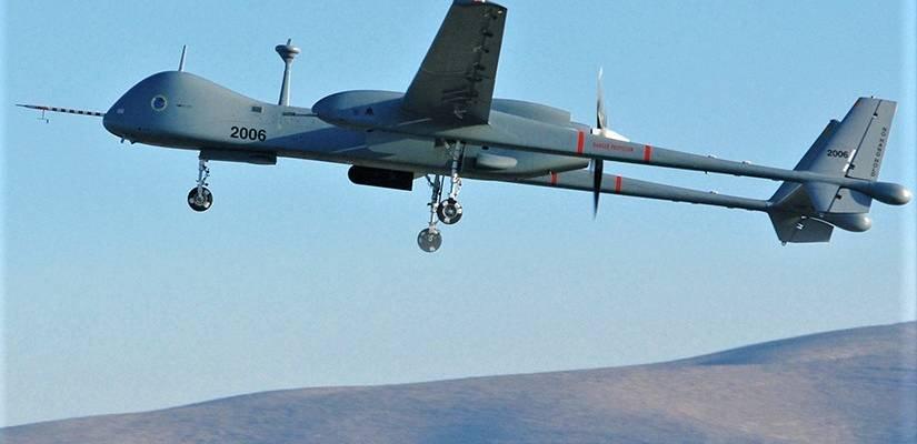 Un drone allemand de fabrication israélienne patrouille dans le ciel pendant 2 jours sans avoir à atterrir