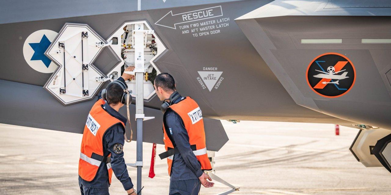 Isarel dispose de sa propre version exclusive de F-35 «Adir»
