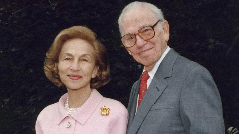 Carl Shapiro, philanthrope juif, décède à  Boston