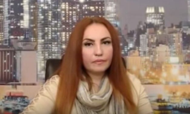 """Une militante syrien détruit le mythe selon lequel les Israéliens """"expulsent"""" les Palestiniens à Jérusalem."""