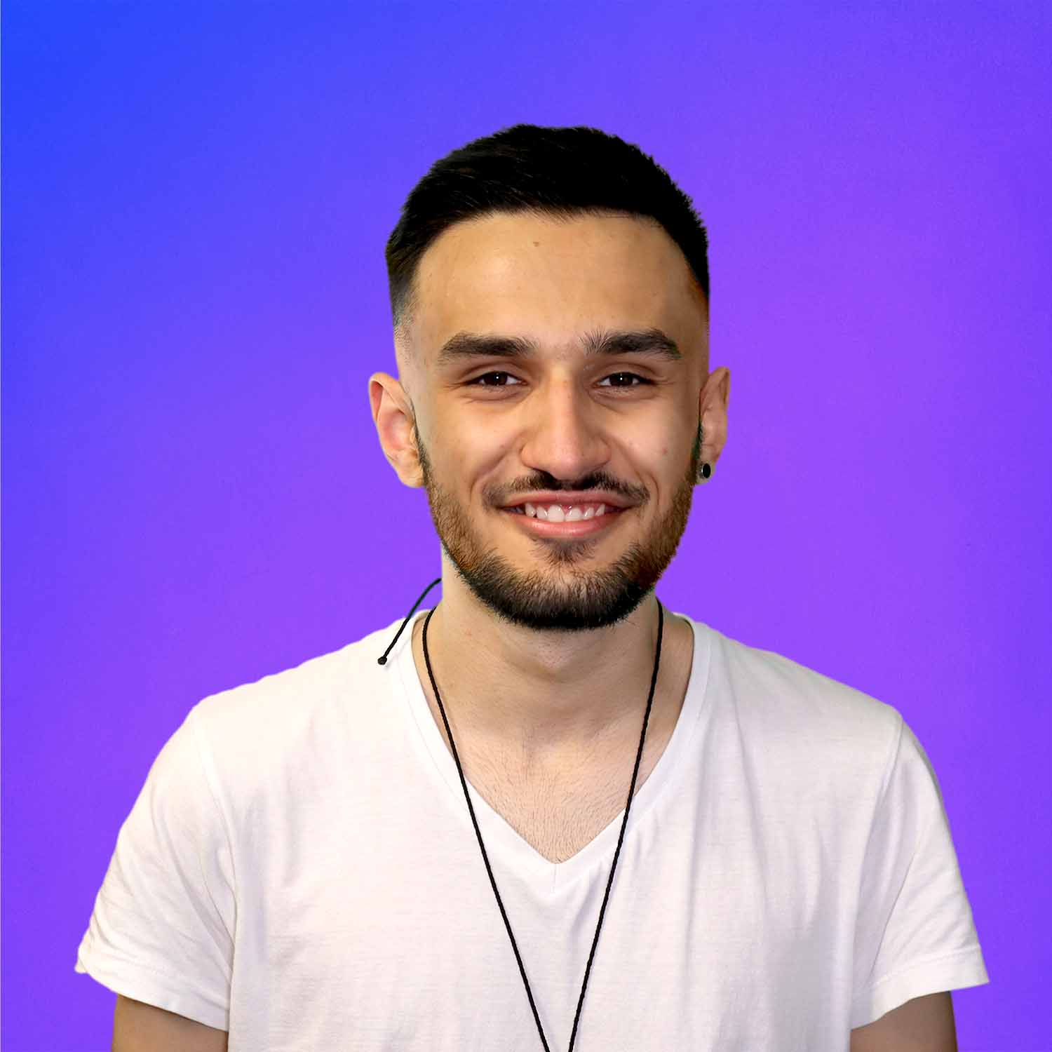 Izaq Murray a student on the identity agency mentor scheme studying BA(Hons) International Business Management at the University of Lincoln