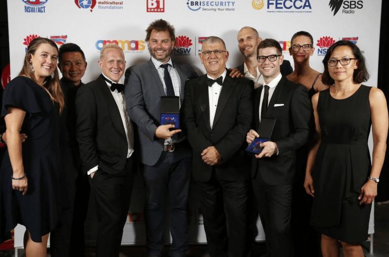 IDENTITY Scores Two Awards At The 2016 AMMAS: Mumbrella Media Coverage