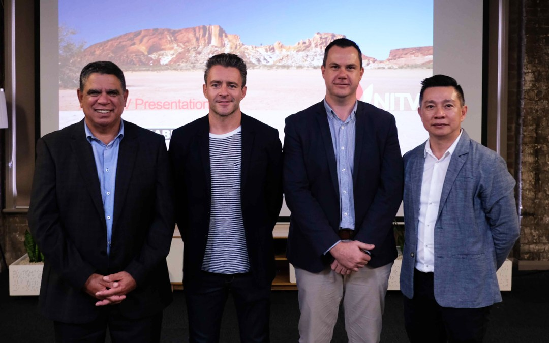 NITV and IPG Mediabrands Partnership