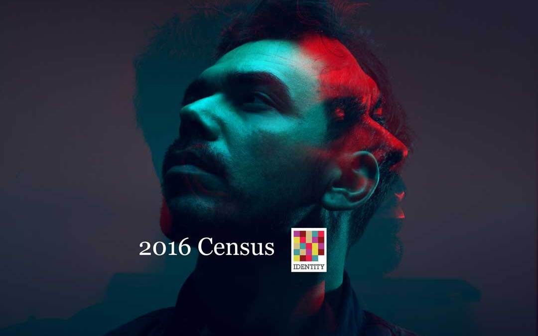 2016 Census - Identity multicultural marketing