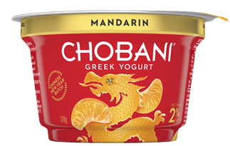 chobani Chinese New Year 2018