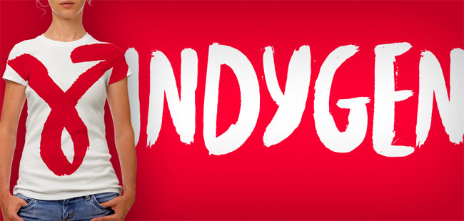 Indygen logo
