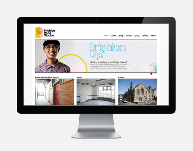 Brighton Road Studios website