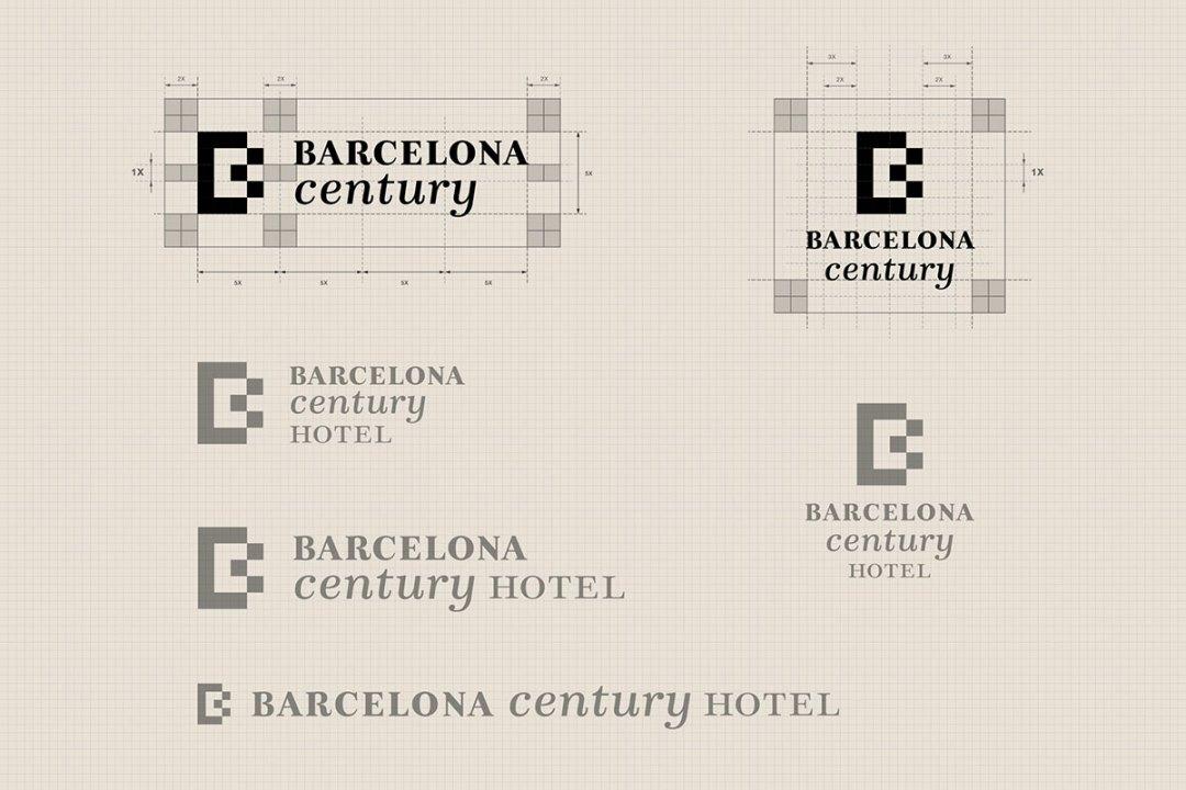 Barcelona Century Hotel logo