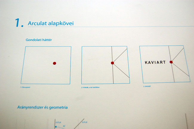 KAVIART diseño de la identidad