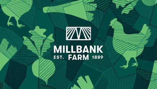 Millbank Farm identity