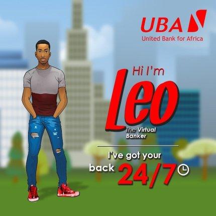 UBA-Leo whatsapp