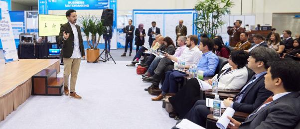 itu telecom world forum 2018