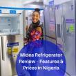midea refrigerator review