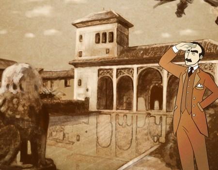 App interactiva Museo de la Alhambra