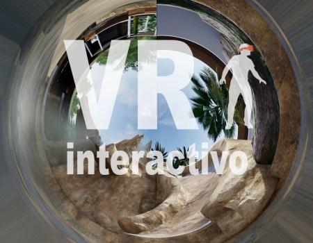 Tematización espacio recreativo VR