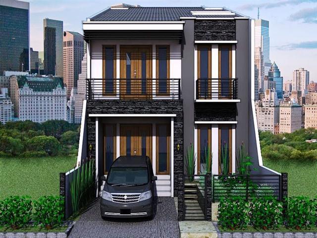 15 Model Rumah Minimalis 2 Lantai