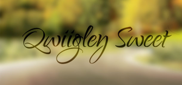 font-cursive-qwigley