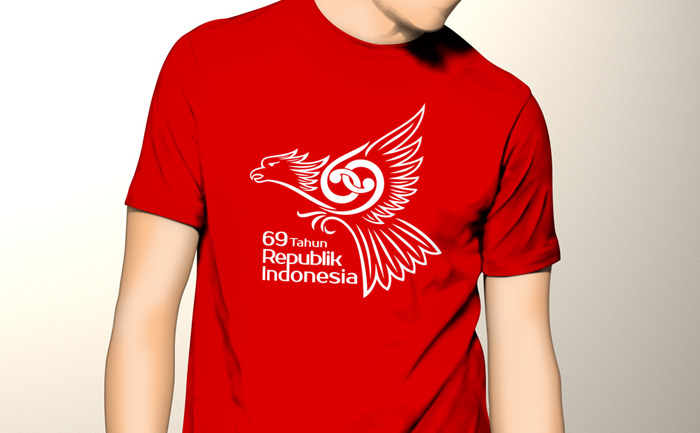 Logo HUTRI ke-69 Tshirt