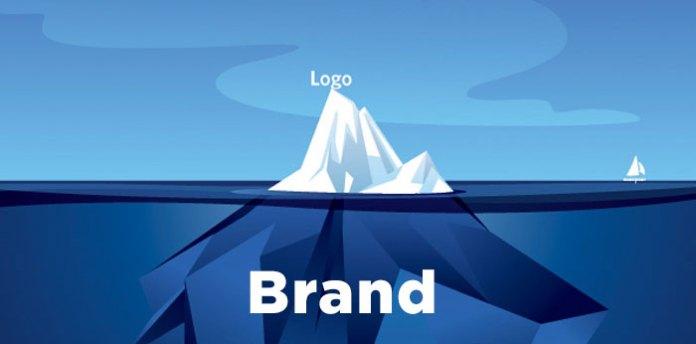 logo vs brand