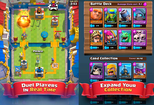 Clash Royale Descargar