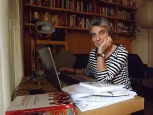 Anna Freixas Farré, catedrática de Psicología de la Universidad de Córdoba.